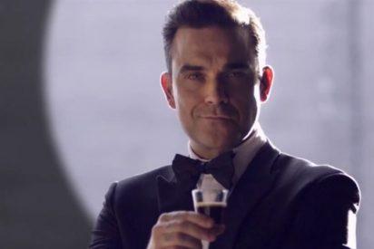 Robbie Williams cumple 41 años de rebeldía