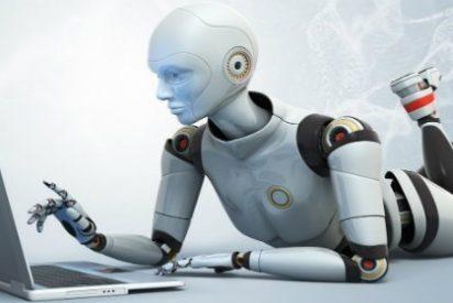 El periodista robot inmune a los insultos y que no comete errores es de portada