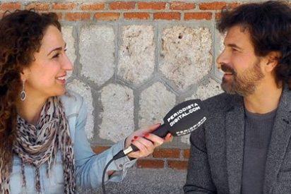 """Rodolfo Sancho: """"Me siento muy a gusto en TVE porque se trabaja con rigor y no se vende a ciertas cosas"""""""