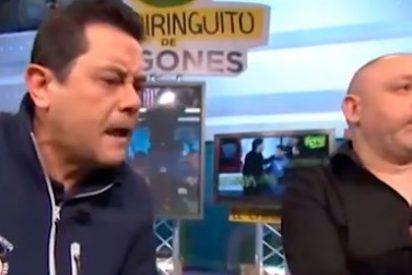 """Roncero se indigna con la defensa de Hermel a la actitud de Simeone y el 'Mono' Burgos: """"Si criticabas a Mourinho, tienes que criticar esto"""""""