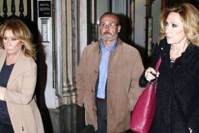 Rosa Benito, Terelu, y más famosos, celebran el aniversario de la revista Semana