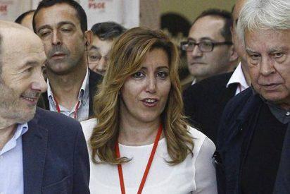 El Mundo saca una encuesta favorable a Pedro Sánchez frente a Susana Díaz