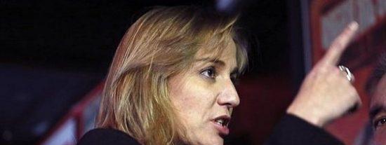 Con la ley en los talones: Tania Sánchez sale corriendo de IU para fundar un nuevo partido
