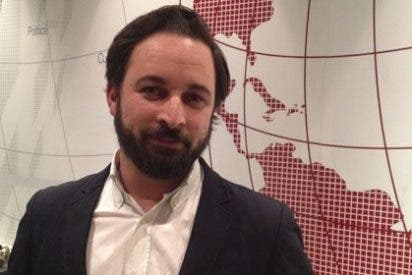 """Santiago Abascal: """"No dividimos el voto de la derecha porque está huérfana"""""""