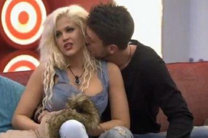 """Descubierto el """"secreto pequeñito"""" de Fede en la escena más caliente con Ylenia en el jacuzzi de 'GH VIP'"""