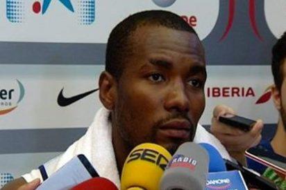 Ibaka consigue la única victoria en una noche gris de los españoles