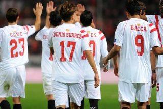 El Sevilla elogia a su próximo rival en Twitter