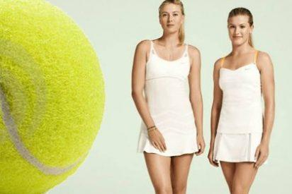 Dos tenistas superan a Sharapova como la tenista más sexy