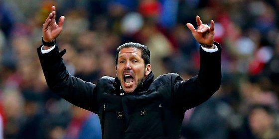 Llaman al Atlético para fichar a Simeone