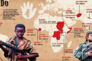 El terrorismo, una nueva amenaza para la infancia