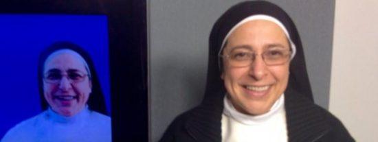 Sor Lucía Caram también santifica a Bartomeu: