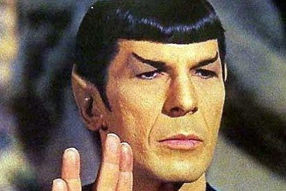 Adiós a Leonard Nimoy, el famoso Sr. Spock de Star Trek