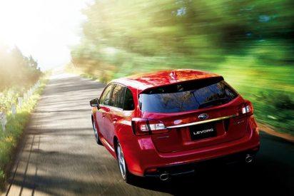 Subaru Levorg, el hermano asfáltico del nuevo Outback