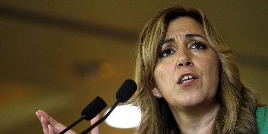 """Susana Díaz: """"El 22M tendremos un Gobierno fuerte pero muy sensible con las personas"""""""
