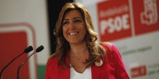"""Susana Díaz: """"Andalucía es mi pasión y mi compromiso y quiero la confianza de su gente"""""""
