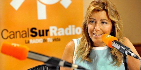 Canal Sur deja a los andaluces sin un debate cara a cara entre Susana Díaz y Moreno