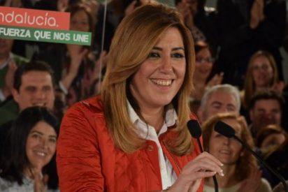 """Susana Díaz: """"Crear empleo es poner en marcha un Plan de Construcción Sostenible que se agota en un solo día"""""""