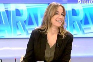 """Tania sigue acercándose al partido de su novio: """"No tengo ninguna duda de la honorabilidad de Monedero"""""""