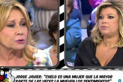 """La gran bronca entre Mª Teresa Campos y Terelu contra Mila Ximénez: """"¡Qué maldad tienes!"""""""