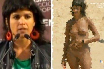 Críticas a 'Amigas y conocidas' (TVE) por mostrar un falso desnudo de Teresa Rodríguez (Podemos)
