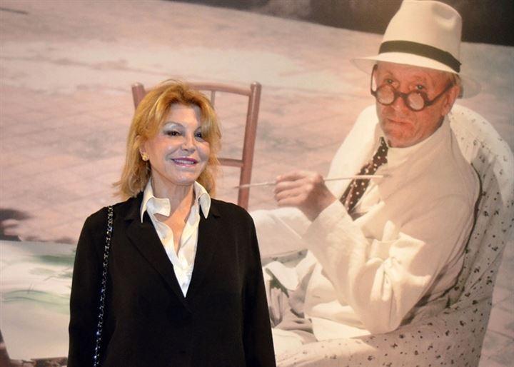 La Baronesa Thyssen inaugura la cara más íntima del pintor Raoul Dufy