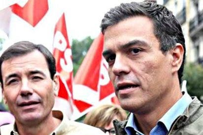 'El País' asegura que Pedro Sánchez se fortalece tras decapitar a Tomás Gómez y que el PSOE sube al primer puesto en Madrid