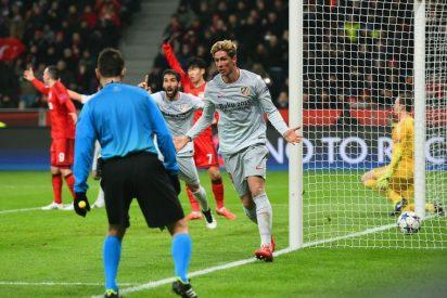 """Diego Simeone: """"El resultado con el Bayer Leverkusen pudo haber sido peor"""""""