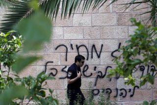Colonos judíos atacan un monasterio ortodoxo en Jerusalén Este