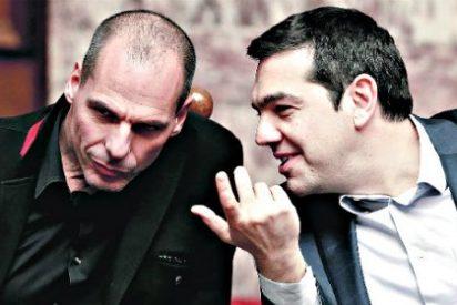 Syriza se agrieta por las cesiones de Tsipras en el pacto de Grecia con el Eurogrupo