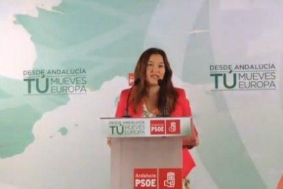"""Verónica Pérez (PSOE): """"En Andalucía nos preocupamos de lo importante, como es la educación pública de calidad"""""""