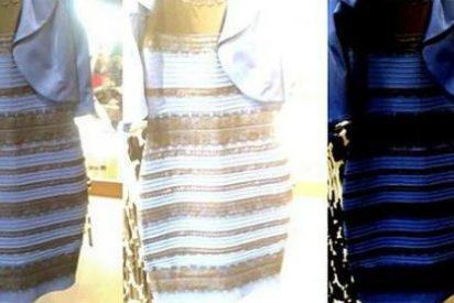 La solución al enigma de este vestido que nos vuelve locos: ¿Es azul y negro, o blanco y dorado?