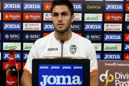 El Valencia, dispuesto a vender a Víctor Ruiz