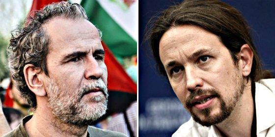 """Así añoran Pablo Iglesias y su colega Willy Toledo al tirano: """"Hugo Chávez era la democracia de los de abajo"""""""
