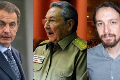 """Hermann Tertsch: """"Tiene sentido que ZP se reúna con Castro, Iglesias y Errejón porque todos se juegan mucho en Venezuela"""""""