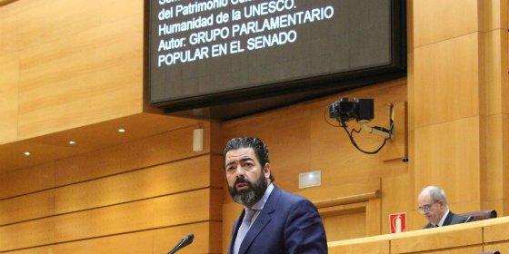 """""""El PP pide la inclusión de la Semana Santa en la lista de bienes inmateriales de la UNESCO"""""""