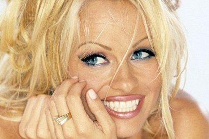 Pamela Anderson reclama a su exmarido parte de los 40 millones que ganó al póker