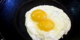 Tutorial: Cómo hacer un huevo frito perfecto