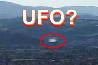 El vídeo del OVNI supersónico que ha sido grabado por un drone en Silicon Valley