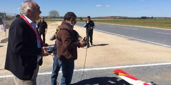Mérida cuenta ya con instalaciones para la práctica del aeromodelismo