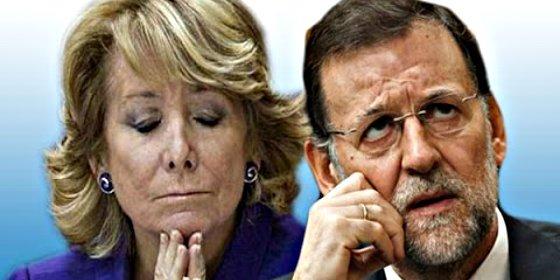El silencio de Rajoy sobre Ignacio González pone en pie de guerra al PP de Madrid