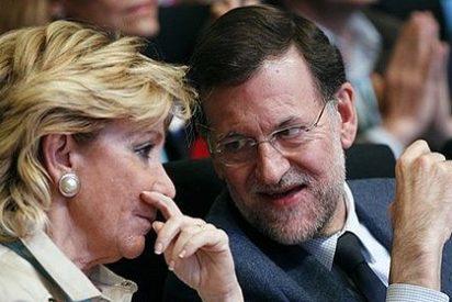 Rajoy fue quien pactó personalmente con Aguirre las condiciones de su candidatura a la Alcaldía