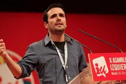"""Carlos Herrera, contra el """"comunismo de manual"""" de Alberto Garzón"""