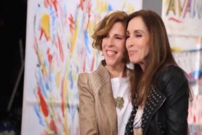 Ana Belén y Sole Giménez juntas por una buena causa
