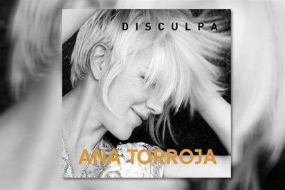 Ana Torroja estrena el videoclip de 'Disculpa'