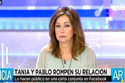 """Ana Rosa pone en tela de juicio el comunicado de Tania: """"Sacarlo en la noche electoral tiene una lectura"""""""