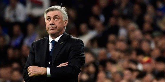 """Ancelotti entiende el cabreo de la afición madridista y se disculpa: """"Lo siento, los pitos son totalmente merecidos"""""""