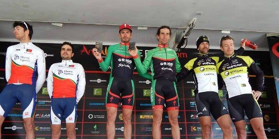 Éxito sin precedentes del Extremadura MTB Team en la Andalucía Bike Race 2015