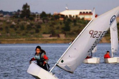 Andrea Vallejo Borrasca campeona de Extremadura de Optimist 2015