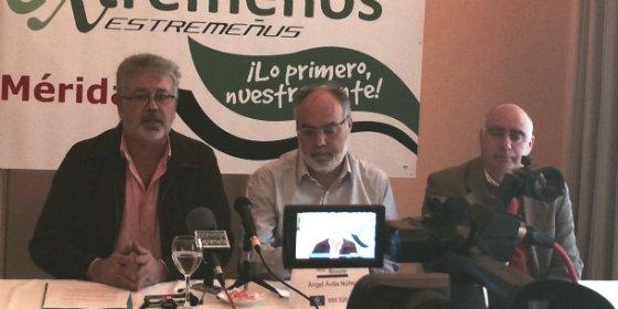 """Ángel Ávila candidato de eXtremeños: """"Mérida sin la participación ciudadana es una ciudad muerta"""""""
