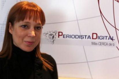 """Ángela Vallvey: """"El Gobierno del PP ha instalado el pánico entre los periodistas al poder"""""""